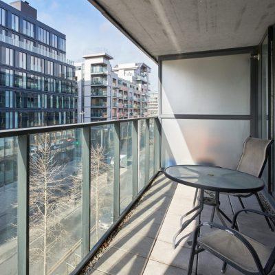 63D Hanover Balcony