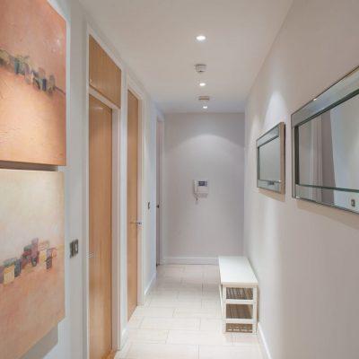 Apt 63D - Entrance Hallway