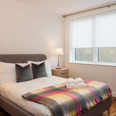 Apt 63D - Master Bedroom